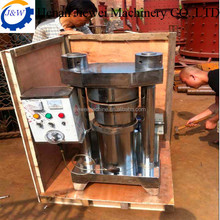 ISOP-serial cacao bean cold hydraulic oil press