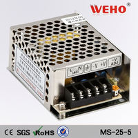 Different types mini dc power supply