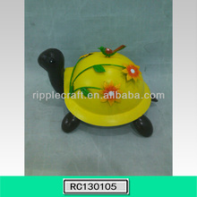 Wholesale Animal Tortoise Metal Gardening Decor