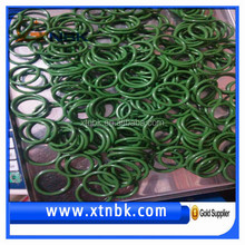 Grass green rubber sealing o rings