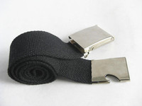 Beer Bottle Opener Canvas Belt 4cm Wide Belt With Beer Bottle Opener