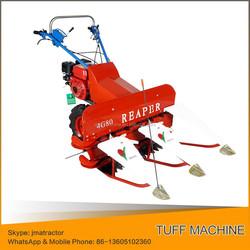 Mini wheat/rice harvester machine mini rice and wheat cutting machine