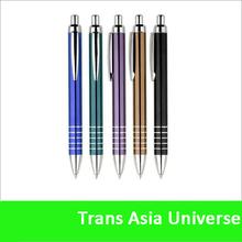 Hot Sale Custom cheap blue pen ballpoint pen