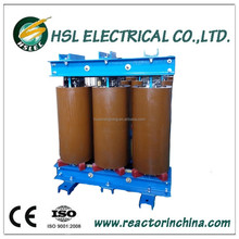 10KV electrical equipment dry type iron core series reactor for capacitor bank