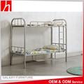 Oem modificado para requisitos particulares litera cama de hierro forjado muebles