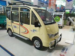 china mini solar electric van for sale