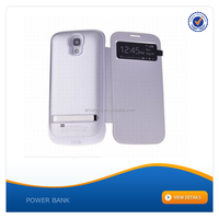 AWC075 external power bank case for samsung galaxy s4 mini i9190