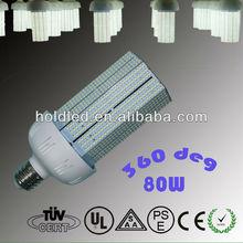 e39 UL led corn lamp 80w led bulb light replacement bulbs CE, RoHS