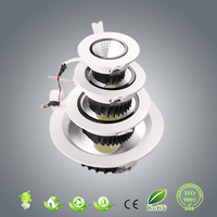Whosale High power 30W Dimmable COB LED Downlight