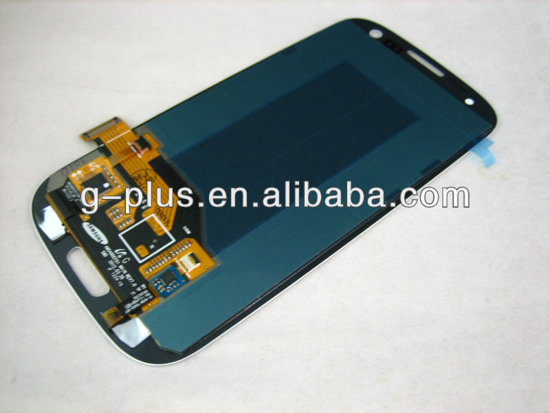 samsung galaxy s3 siii gt i9300 white full lcd display. Black Bedroom Furniture Sets. Home Design Ideas
