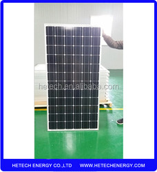 Hot sale 150w mono pv solar panel with high efficiency