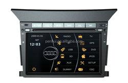 Car DVD GPS Player for HONDA PILOT