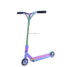 One Touch Express Supplier Blitz High End Custom Bmx 2 Wheel Scooter For Teenagers
