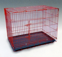 Pet product importer supply metal square tube dog cages