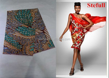 Stefull african dress new design good quality fabrics african