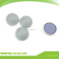 High quality 3 layer tournament golf ball