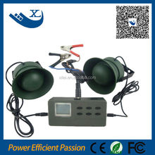 hot selling electronic hunting decoy 182 sounds 35w speaker italian electronic bird sound