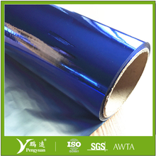 Moisture colorful metalized Pet Film for gift wrapping