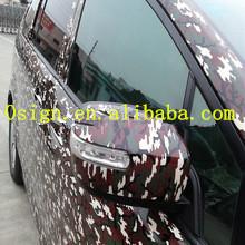 Car Wrap Camouflage