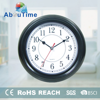 Latest fashion promotion gift wall clock material gift table clock