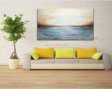 Pop Seller High Quality Handmade Modern Abstract Oil Painting On Canvas Hand-painted Light Colors Fashion Modern Oil Paintings