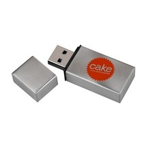 Simple style metal usb flash drive 16gb 32gb, sample is avaliable