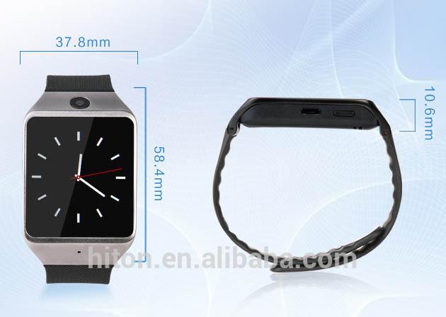 Nueva función Bluetooth música deporte electrónico usable Smart watch