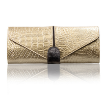 New fashion leather CROCO clutch bags new design wallets 2015, famous brand handbags and wallets