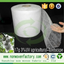 UV stabilized agriculture weed control