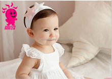 100% cotton Baby Photo Prop Hair Accessories/baby star headband/baby infant hair bands IN STOCK