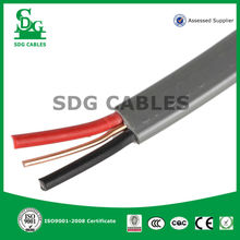 Hot! China Products PVC Insulated Copper Wire Electrical Flat Cable Wire 10mm SDG-10044