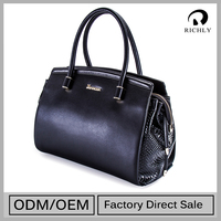 High Quality Custom Design Soft Leather Handbags