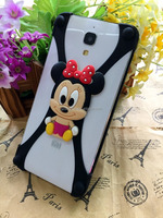 Universal phone cases 3d cell phone bumper in cheap price,Custom cartoon desigh covers for any kinds of mobile phone cases