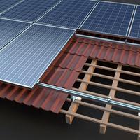 Bluesun factory direct sale high efficiency 100w 200w 250w 300w poly pv module china solar panel