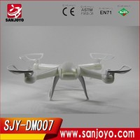 DM007 RC Helicopter 6 Axis GYRO Drone Quadcopter Remote Control Helicopter with 2MP HD Camera Flash Light