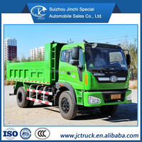 Foton 10T man diesel dump truck for sale,hot sale right hand driving vehicle