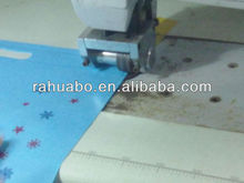 ultrasonic lace sewing machine Ultrasonic sewing machine for High Capacity Bag Filters making non woven lace bag making machine