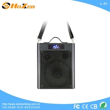 mulifunctional trolley speaker with buit-in battery,usb port,sd card slot,fm radio,DVD player