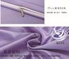 Luxury 100% polyester jacquard patchwork bedding set