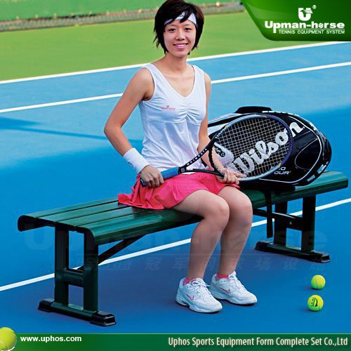 Aluminum Park Bench Tennis Court Bench Sports Benches