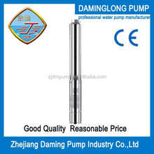 immersible single phase water pumps 4inch 67m head