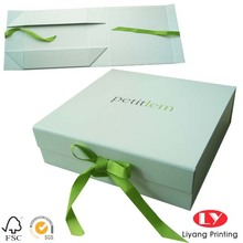 New bracelace paper packaging jewelry gift box wholesale