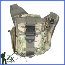 Wholesale BSCI audit Ripst op outdoor custom waterproof hiking backpack, heavy duty mountain top backpack