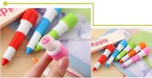 plastic ballpoint pen with pill shape mont blanc fountain pen fiskars gel pen 48-piece value set