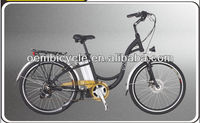 2013 26 inch New style electric bicycle E bike mountain bike with lithium battery bike 250w