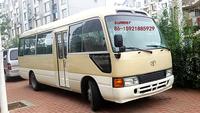 toyota coaster 30 seater bus