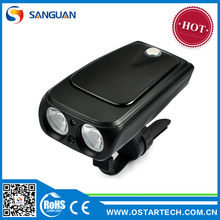 2015 hot salling SANGUAN SG-BU20 China wholesale new arrival bicycle accessory bike light reviews headlights