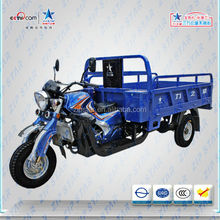 3 Wheel Heavy Duty Motorcycle 250cc with 2.6m Wagon Box