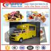 Haima moving food cart ,food cart for wholesale hot dog