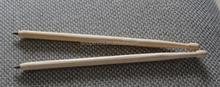 CE certificated creative art nature wood ball pen drumstick ball pen